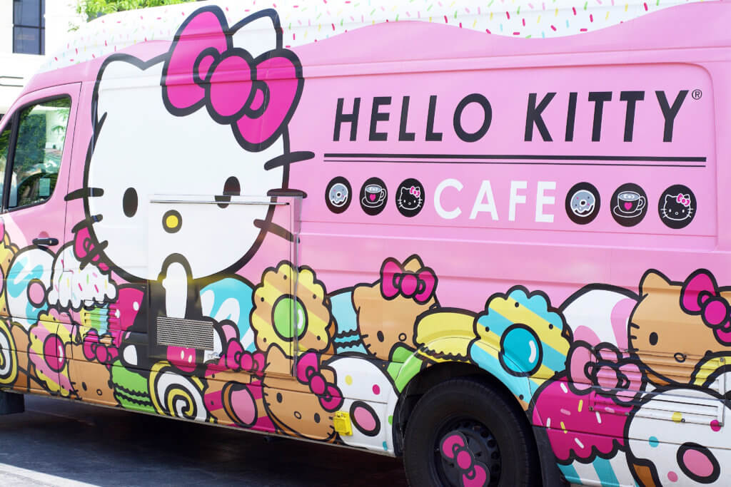 Hello Kitty Cafe Chicago
