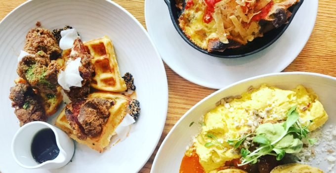 Fab Review: Brunch at Gather
