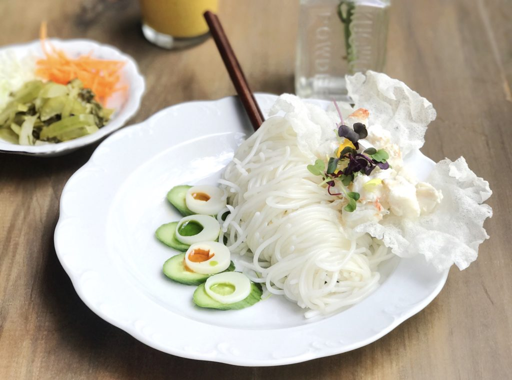 Fab Review: Nakorn // Jumbo Lump Blue Crab Meat // Photo: @topchicagoeats