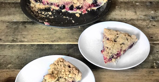 Fab Recipe: Mixed Berry Pie