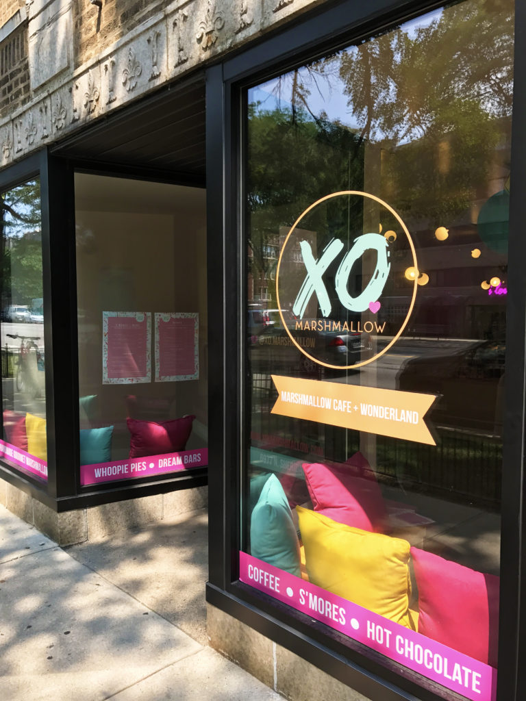 Fab Review: XO Marshmallow // Exterior // Photo: @fabsoopark