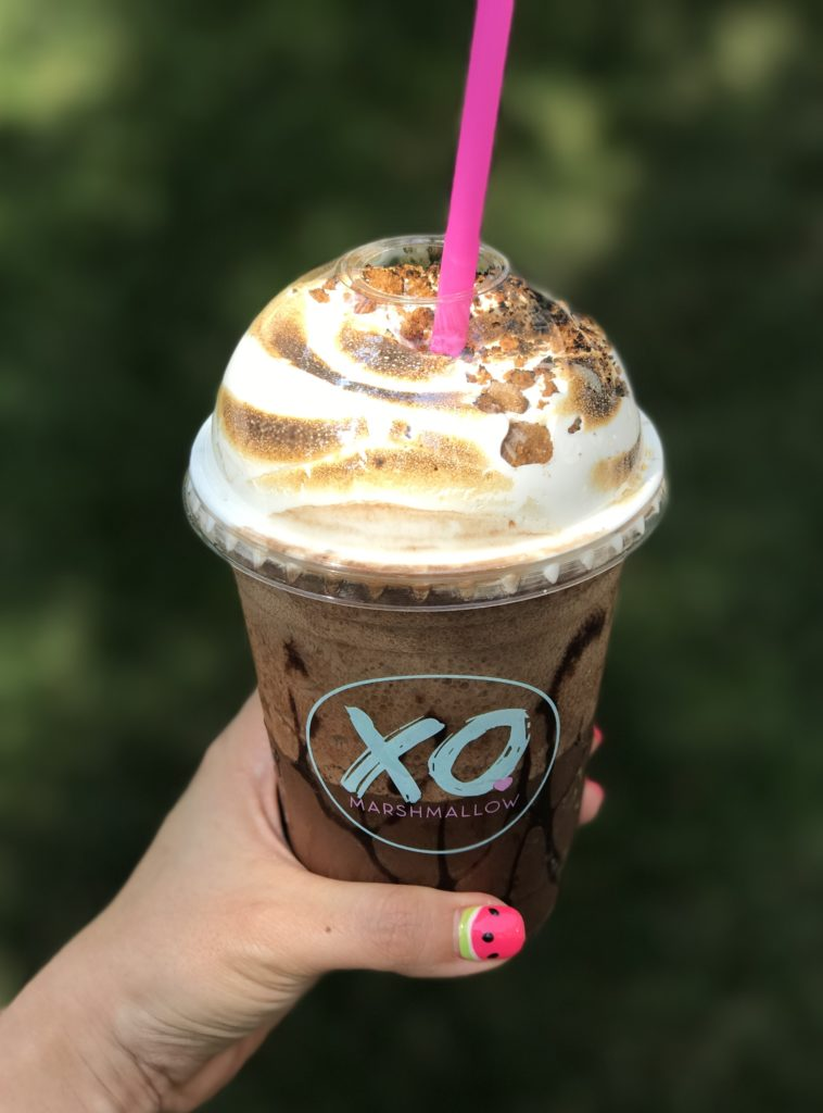 Fab Review: XO Marshmallow // Frozen S'more // Photo: @fabsoopark