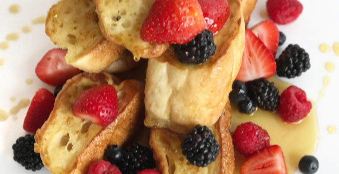 Fab Recipe: Very Berry French Toast