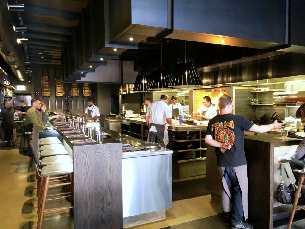 Fab Review: Brunch at Roister // Kitchen // Photo: @topchicagoeats