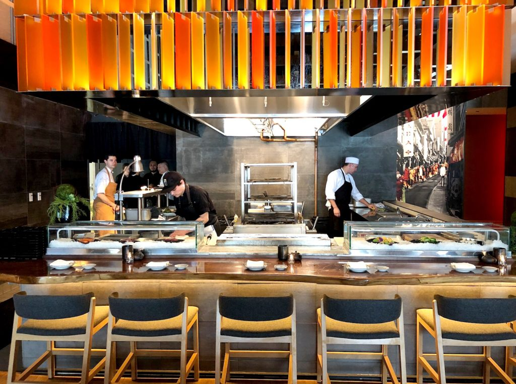 Fab Review: Katana // Sushi Bar // Photo: @topchicagoeats