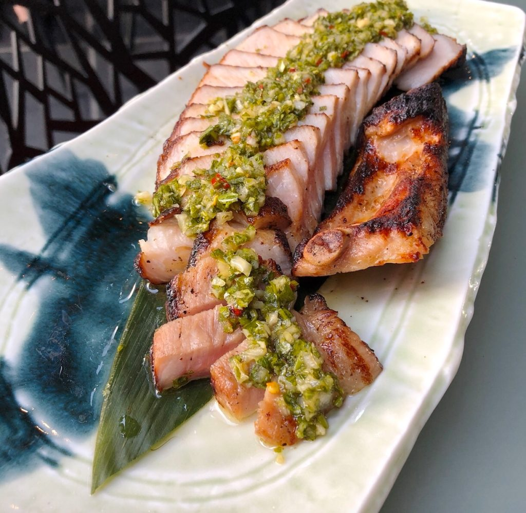 Fab Review: Katana // Shirobuta // Photo: @topchicagoeats