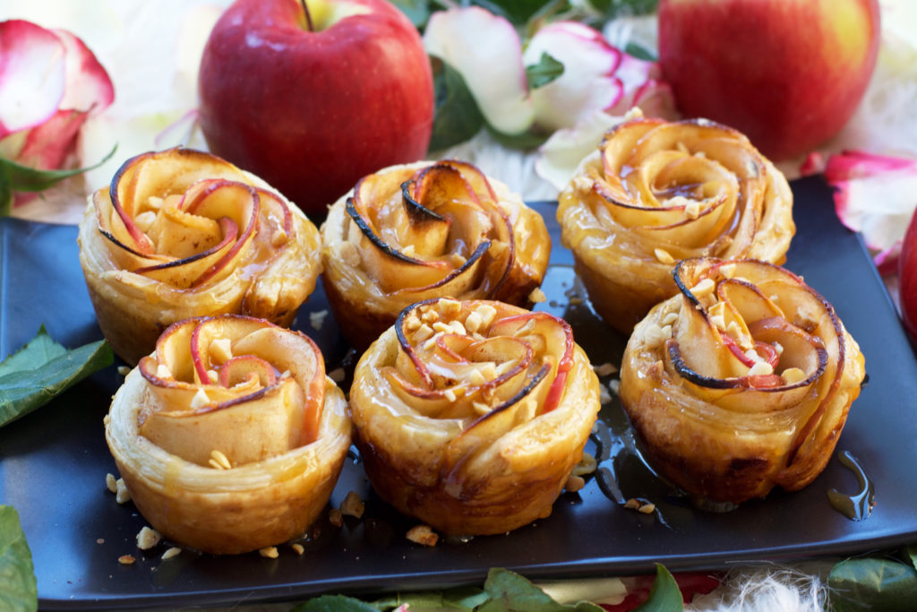 Rose Apple Dessert